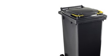 Waste Receptacle container