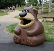2. Tidy Bear