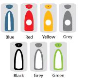 4. Nexus 50 Aperture Options