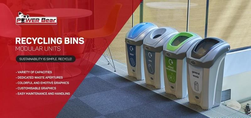 Recycling Bins – Modular