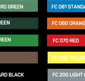 3. Mgb Colours